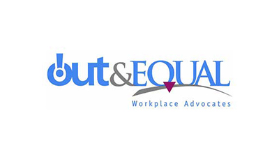 Out and Equal Workplace Advocates logo.